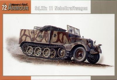 Sd.Kfz.211/4 Nebelkraftwagen