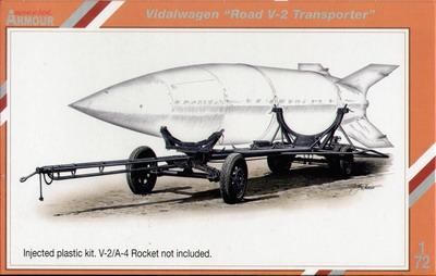 """Vidalwagen """"Road V-2 Transporter"""""""