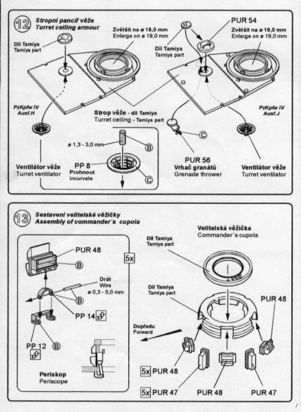 Plastikové Modely - RC Auta