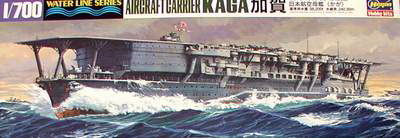 IJN Aircraft Carrier Kaga