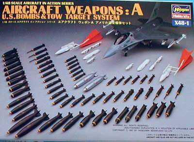 US Aircraft Weapons A Bomb&Target system