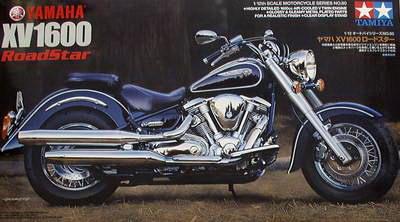 Yamaha XV1600 Road Star