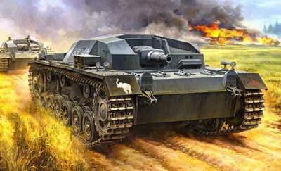 StuG.III Ausf.B 1/48