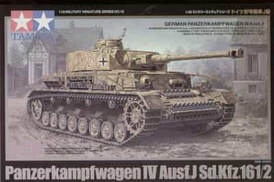 Panzer IV Ausf.J 1/48