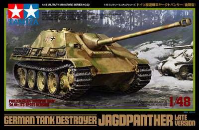 Jagdpanther Late Version 1/48
