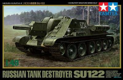 SU-122 1/48