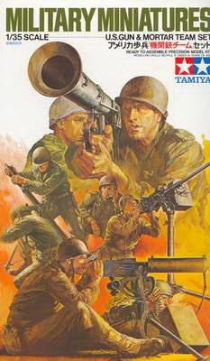 US Gun&Mortar Team