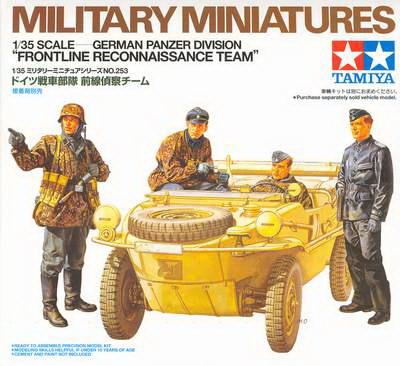 Panzer Div. Recon Team
