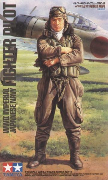 IJN Fighter Pilot