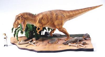 Tyrannosaurus Diorama