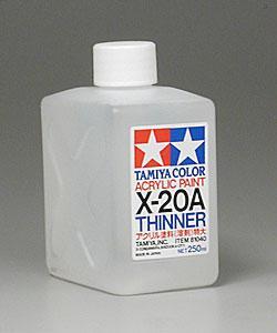 Ředidlo 250 ml pro akrylové barvy