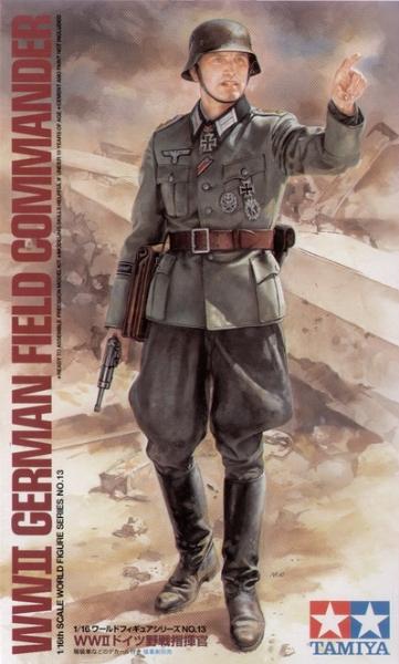 German Field Commander 1/16