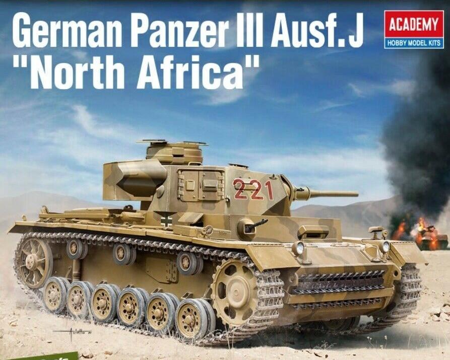 "Panzer III Ausf.J ""North Africa"""