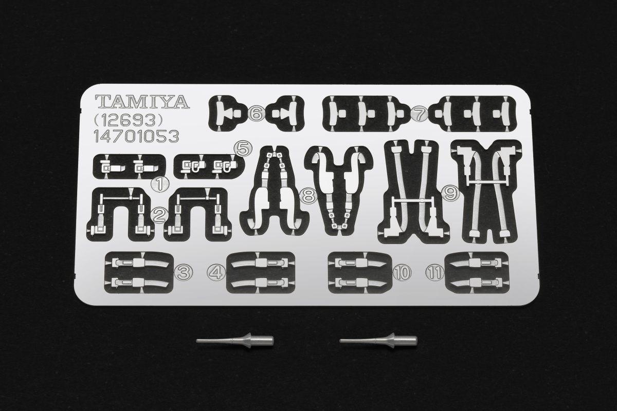 1/48 F-14 Detail Up Parts Set