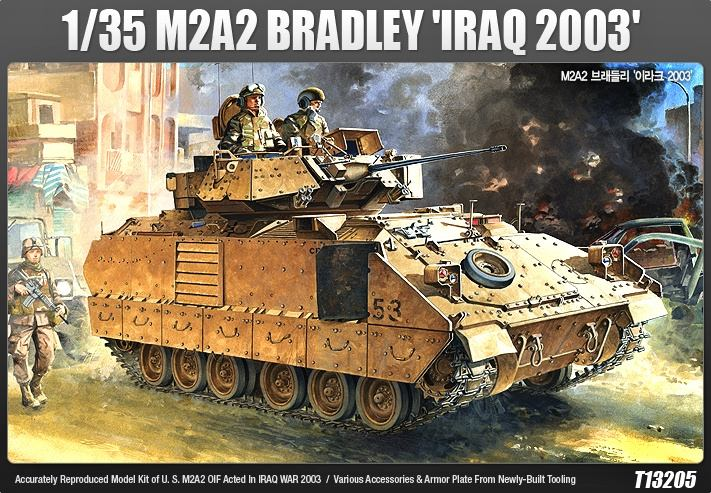 M2 A2 OIF Bradley