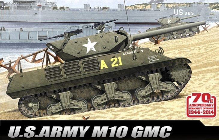 "M10 GMC ""Anniv.70 Normady 1944"""