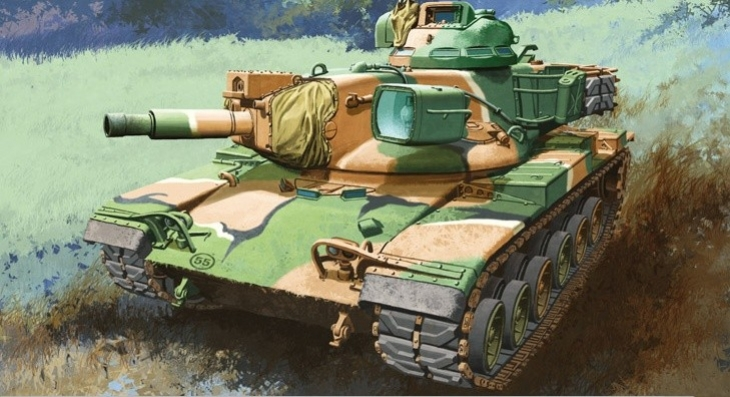 M60 A2 US Army