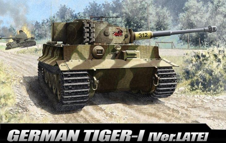 "Tiger I ""Late Version"""