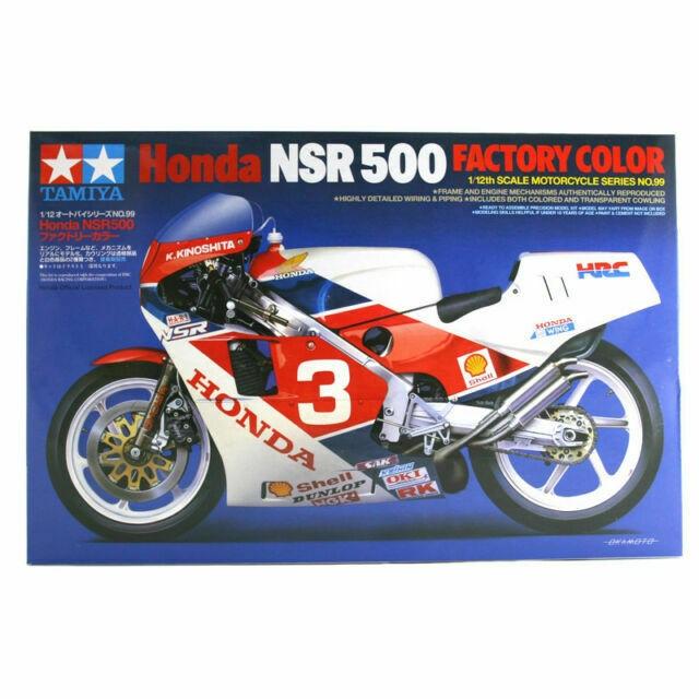 Honda NSR500 Factory Color