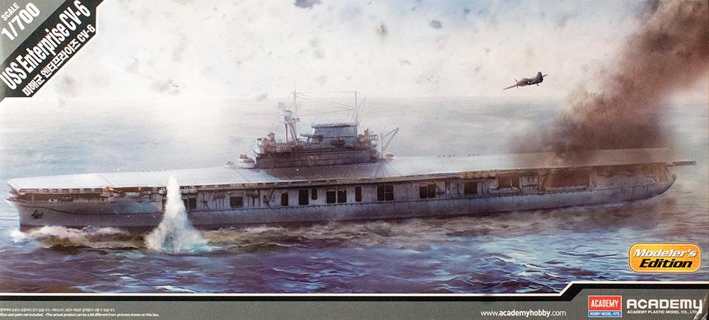 USS Enterpise CV-6