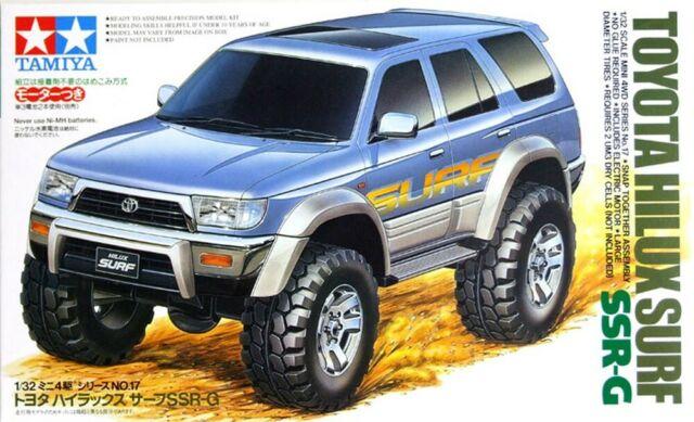 Toyota Hilux Surf SSR-G