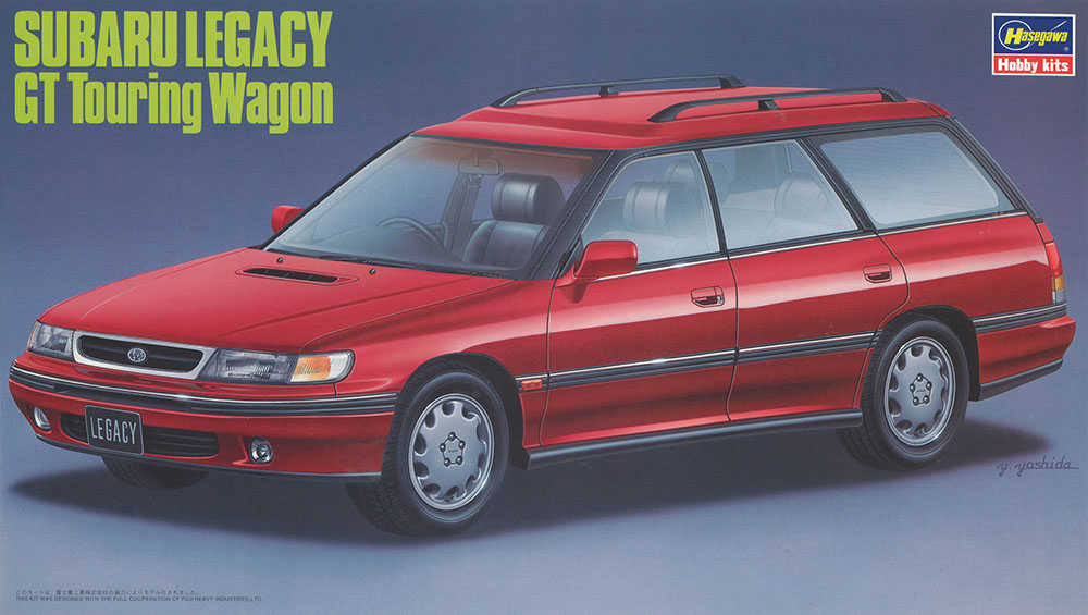 Subaru Legacy GT Touring Wagon
