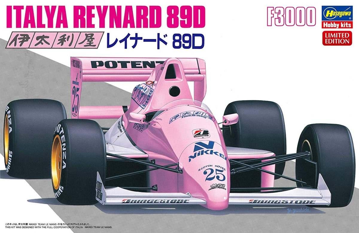 Italya Reynard 89D