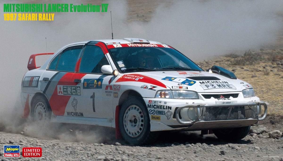 """Lancer EVI IV """"1997 Safari Rally"""""""