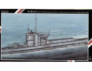 U-Boat type VIID Conversion kit
