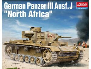 "Panzer III Ausf.J ""North Africa"""