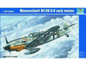 Bf 109G-6 early