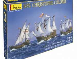 1492 Christopher Columbus *3 modely
