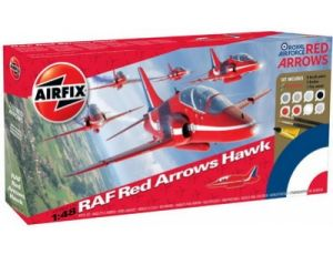 Red Arrow Hawk Gift Set