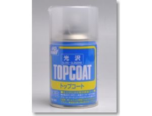 Mr.Top Coat Gloss-Leskl
