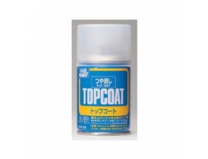 Mr.Top Coat Flat-Matn