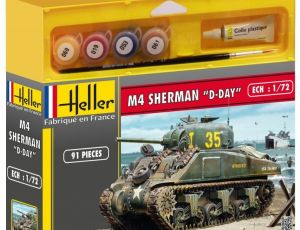 M4 Sherman D-Day Starter Set