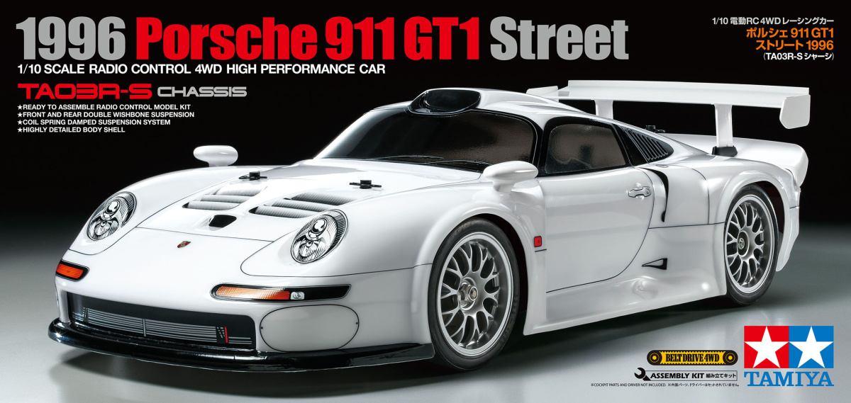 TA03R-S 96 Porsche GT1