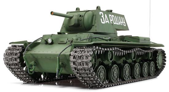 RC Russian KV-1 w/Option Kit
