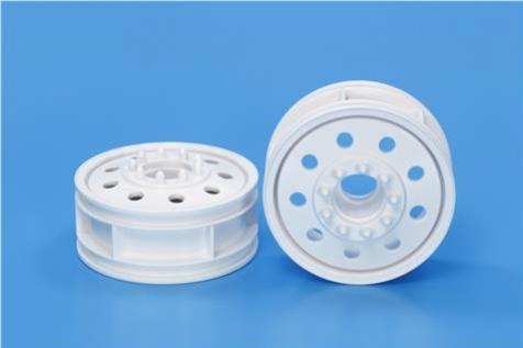 F wheels (22mm) White