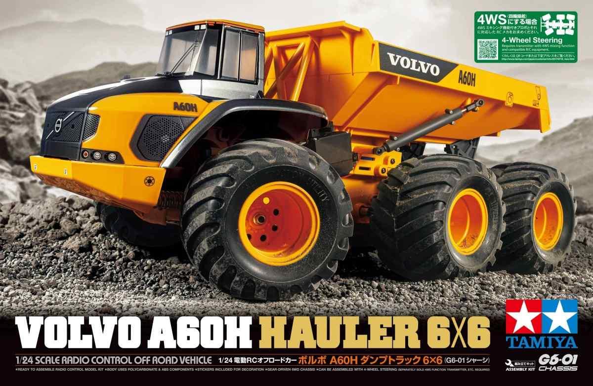 Volvo A60H Hauler 6x6 G6-01