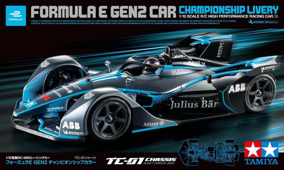 TC-01 Formula E Gen2