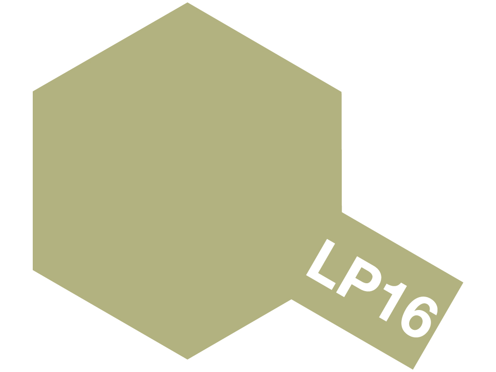 Tamiya LP-16 Wooden Deck Tan