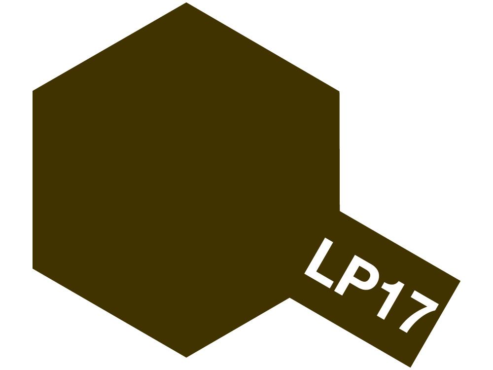 Tamiya LP-17 Linoleum Deck Brown