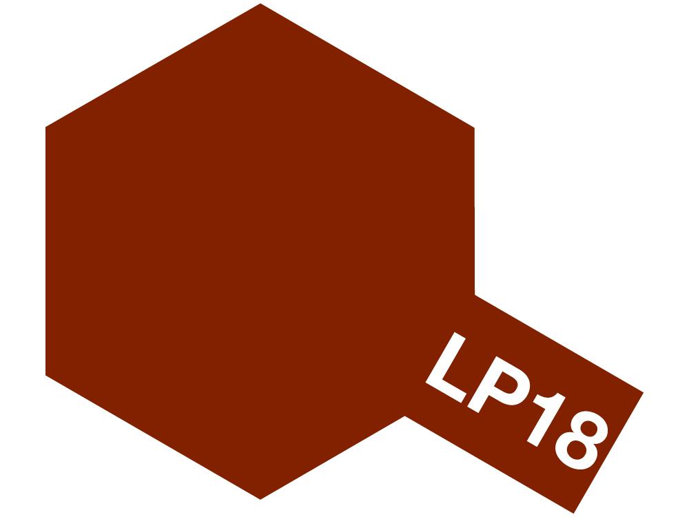 Tamiya LP-18 Dull Red/Tmavě rudá