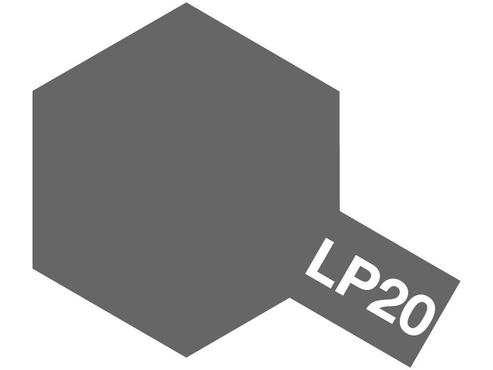 Tamiya LP-20 Light Gun Metal