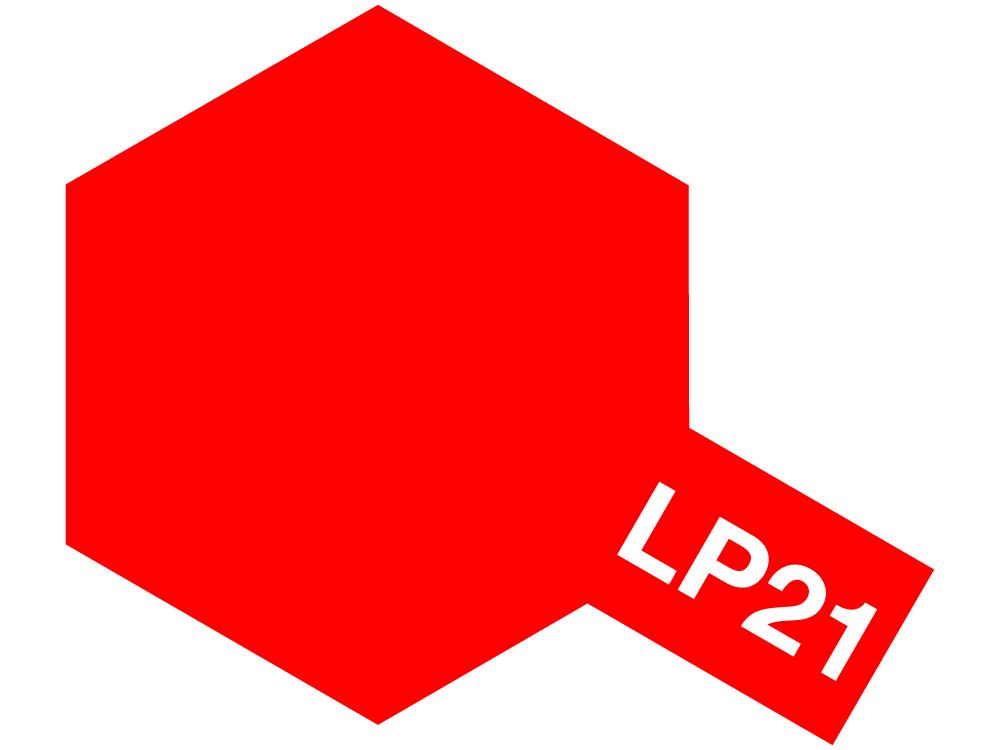 Tamiya LP-21 Italian Red/Italská červená