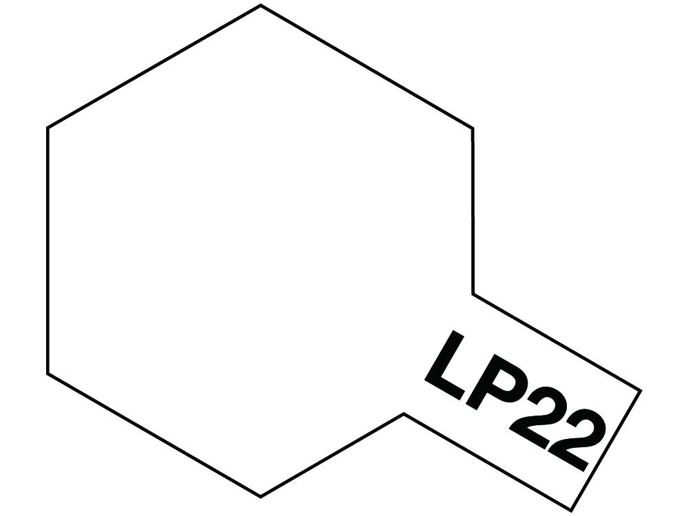 Tamiya LP-22 Flat Base/Matovací báze