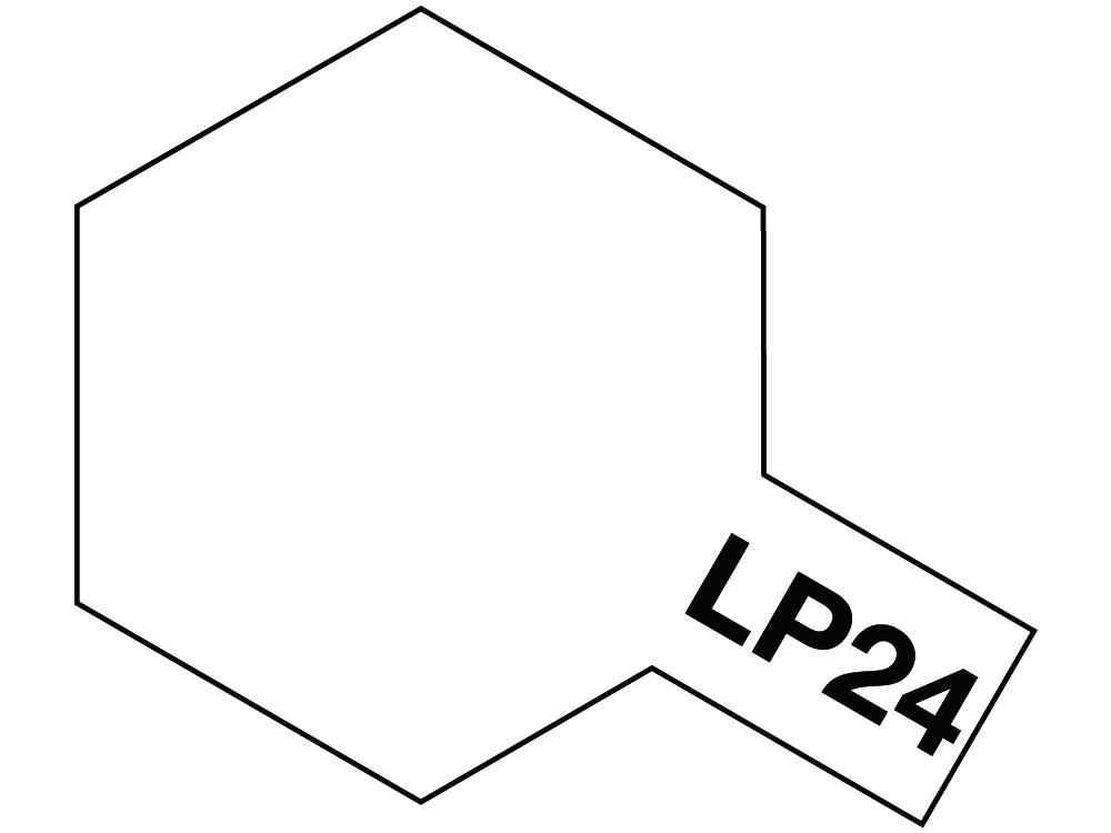 Tamiya LP-24 Semi Gloss Clear/Polom.Lak