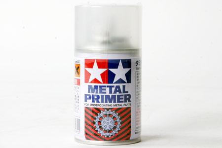 Základová barva na kov šedá 100ml