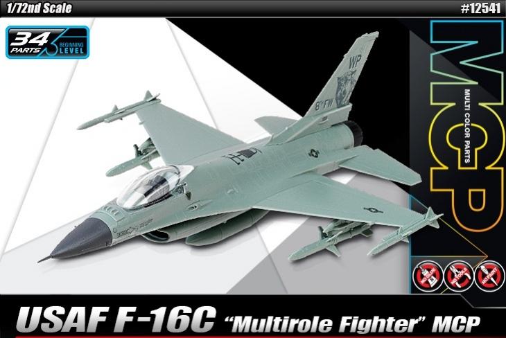 F-16C MCP